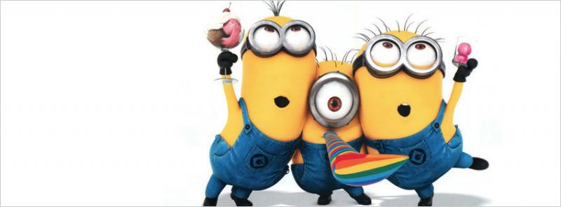 The #Minions Cover for #Facebook - 2