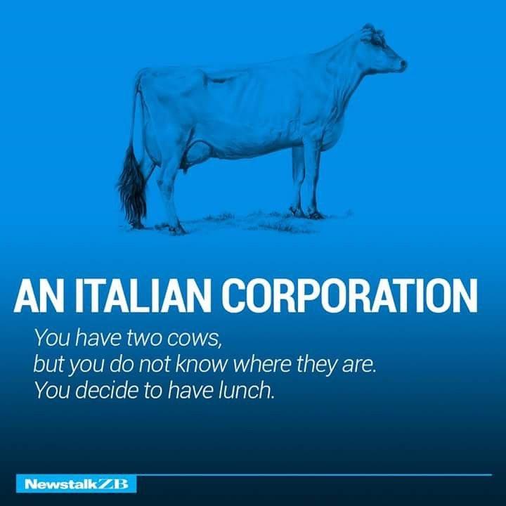 An Italian Corporation Defined
