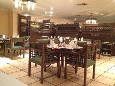 مطعم شاتو مراكش مركز الأندلس (شارع العلية)، #الرياض