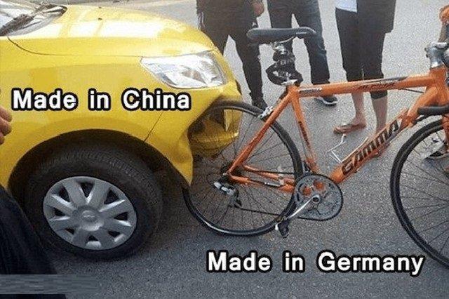 حوادث سيارات عجيبة #غرد_بصورة -10