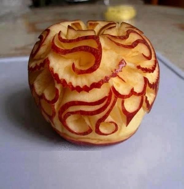 فن تقشير التفاح #غرد_بصورة-7