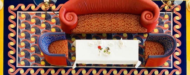 مطعم صحن الدار - فندق #برج_العرب #دبي ١