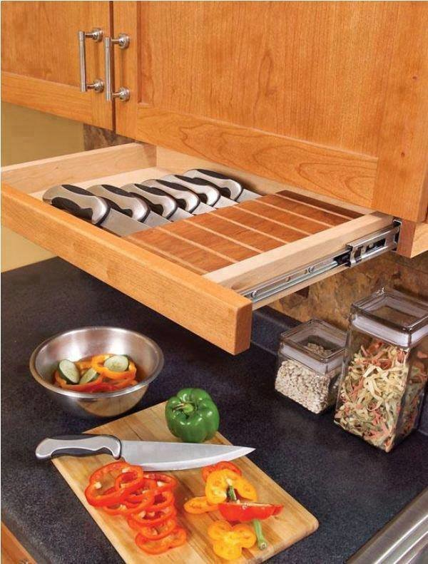 أفكار مبتكرة وحلول مميزة لمطابخ المنازل صوره 1