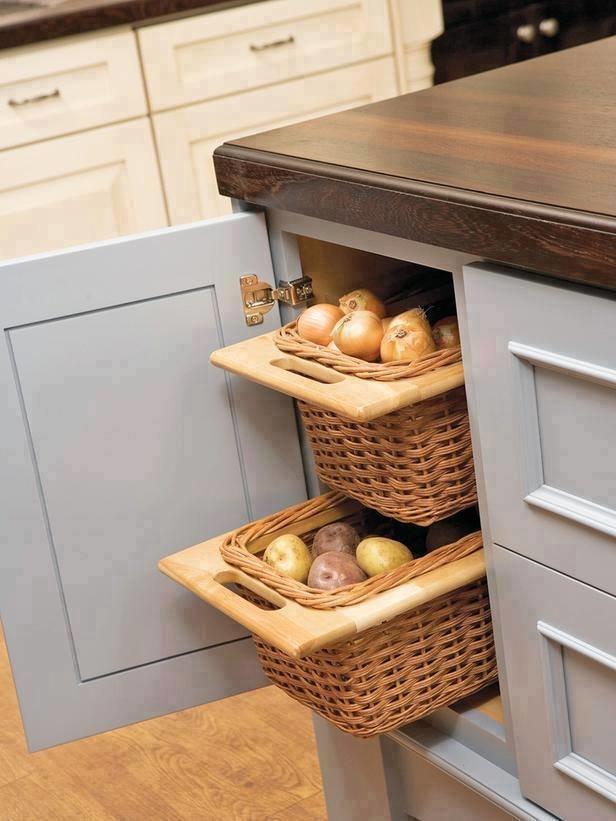 أفكار مبتكرة وحلول مميزة لمطابخ المنازل صوره 3