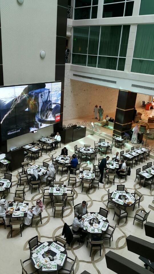 كافيه ميدان لاونج - شارع الملك فهد - العلية #الرياض