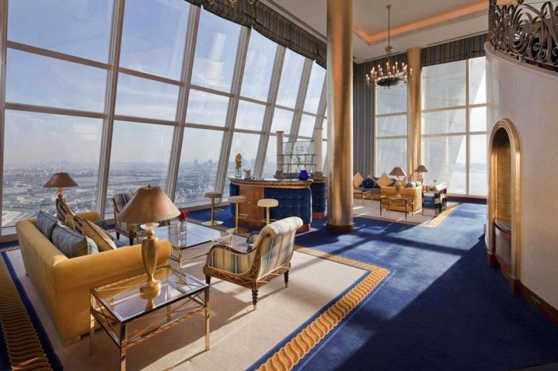 #برج_العرب في #دبي أفخم فندق في العالم ٦