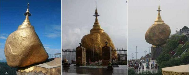 اكبر #صخرة من #الذهب_الخالص وزنها 40 طن #غرد_بصوره صوره 3