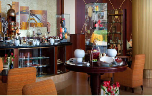 كافيه رويال فندق الفيصلية، شارع الملك فهد، العلية، #الرياض