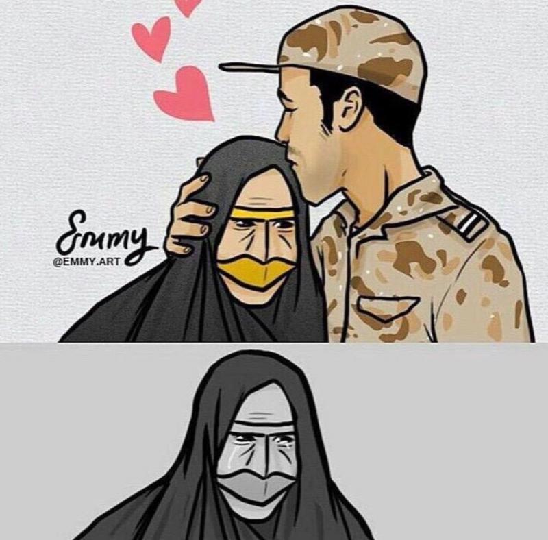 فلنتذكر أمهات الشهداء في العيد #الإمارات #السعودية