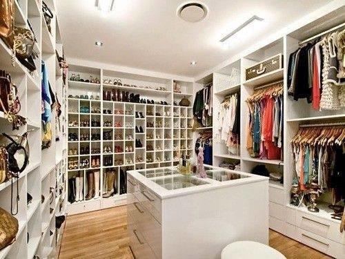 افكار لترتيب #الاحذيه في #غرفة_الملابس #غرد_بصوره 6