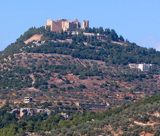 قلعة الربض في #عجلون #الأردن