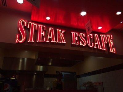 مطعم ستيك أسكيب-الإزدهار الحسين بن على - #الرياض