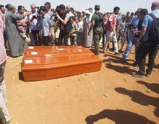 جثامين الأسرة السورية #عيلان_الكردي #غرق_طفل_سوري