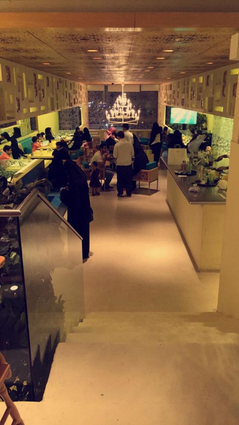 كافيه بلانك - شارع التحلية #الرياض