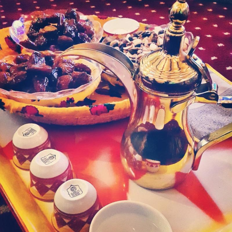 مقهى دلات التعبين شارع دمام، غريناطة، #الرياض