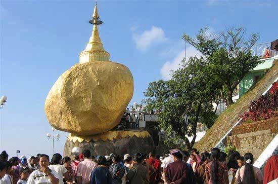 اكبر #صخرة من #الذهب_الخالص وزنها 40 طن #غرد_بصوره صوره 2