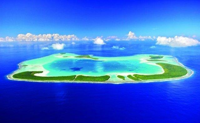 جزيرة براندو الخاصة -1