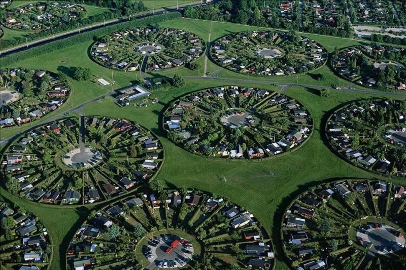 صور رائعة للأرض التقطت من الأعلى لتظهر مدى روعة و جمال العمران البشري فوق سطح الكرة الأرضية #غرد_بصوره صوره 17