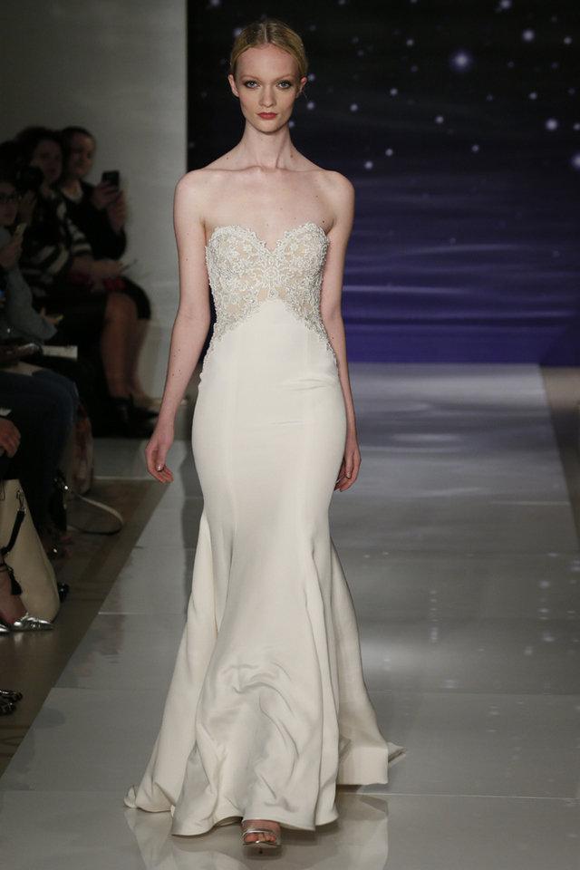 فساتين زفاف دانتيل موديلات 2016 #موضه #ستايل -2