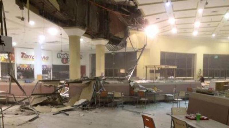 صور أولية متداولة من زلزال تشيلي المدمر #Chile ٢