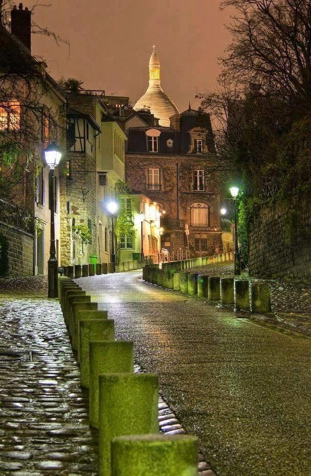 شوارع #باريس ليلا -1
