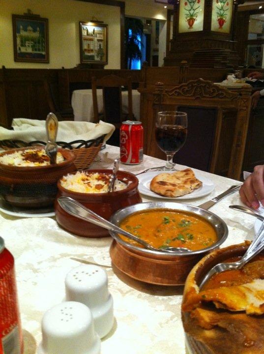 مطعم أفاده شارع التحلية، #الرياض