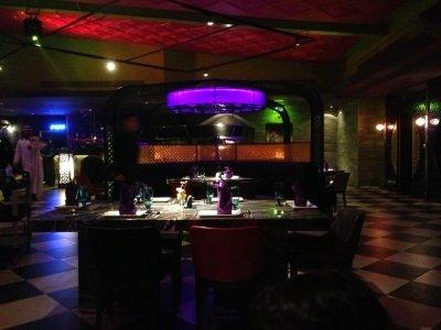 مطعم غلف تشاينا شارع الملك فهد، العلية، #الرياض