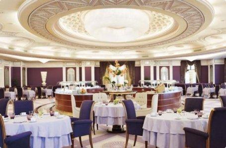 مطعم الارجوان فندق ريتز كارلتون، طريق مكة، #الرياض