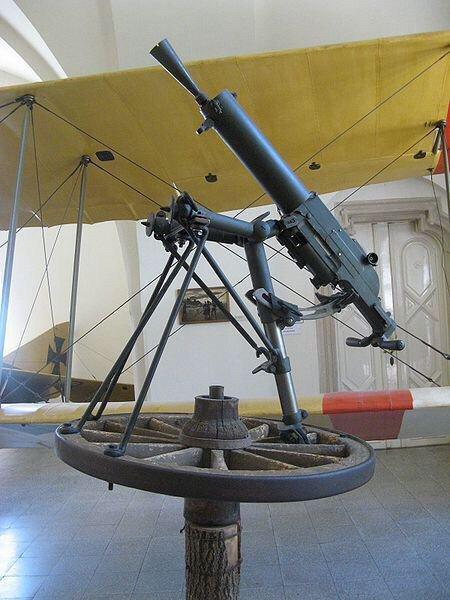 أسلحة من الحرب العالمية الأولى (1914-1918) -١