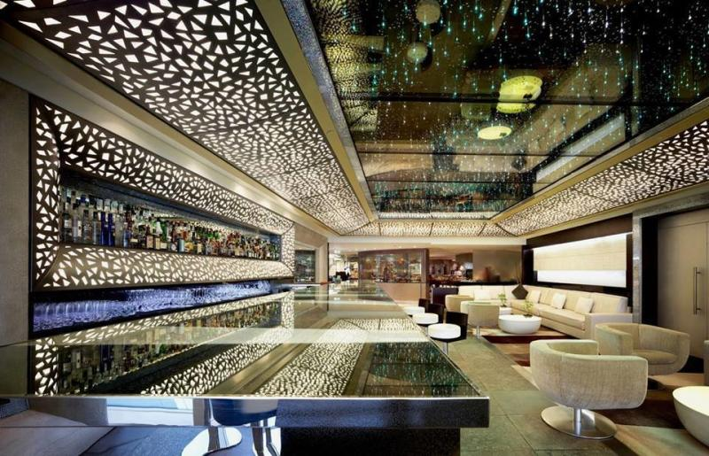 مطعم جونسوي - فندق #برج_العرب #دبي