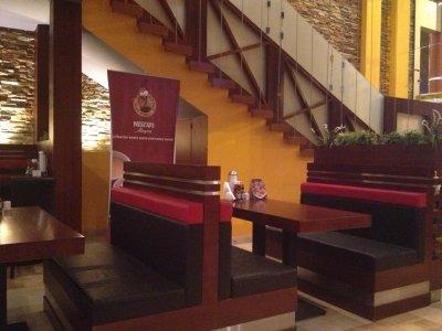 مطعم الصاج الريفي الأمير سلطان بن عبد العزيز، شركة المدار، #الرياض