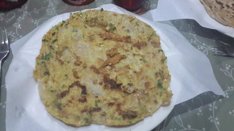 باراثا جبن - مطعم السفينة الهندي - رأس الخيمة