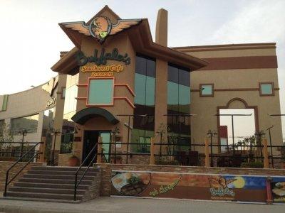 مطعم بافالوز ساوثويست كافيه شارع التحلية، #الرياض