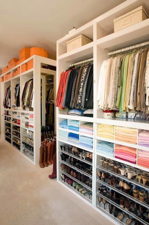 افكار لترتيب #الاحذيه في #غرفة_الملابس #غرد_بصوره 9