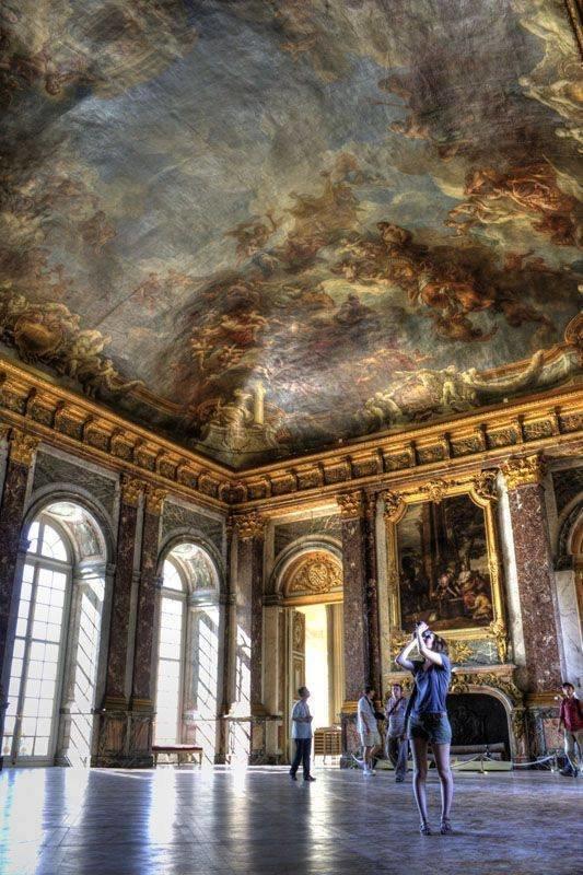 قصر فيرساي في #باريس -صورة2