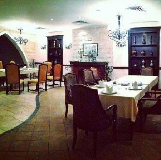 مطعم الريف اللبناني شارع التحلية، #الرياض