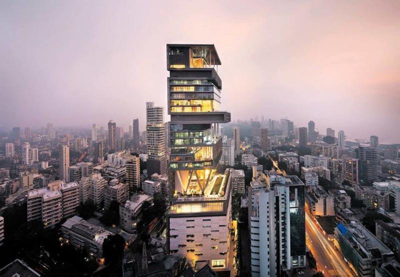 أعلى #منزل  في العالم صوره 3