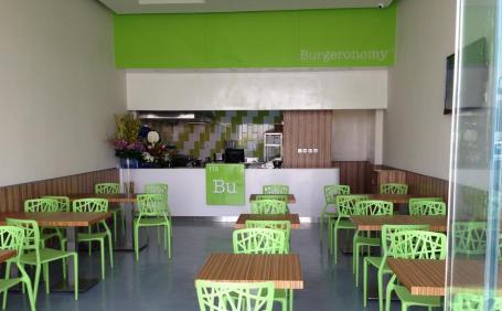 مطعم برجرنومي طريق عثمان إبن عفان, الندى #الرياض