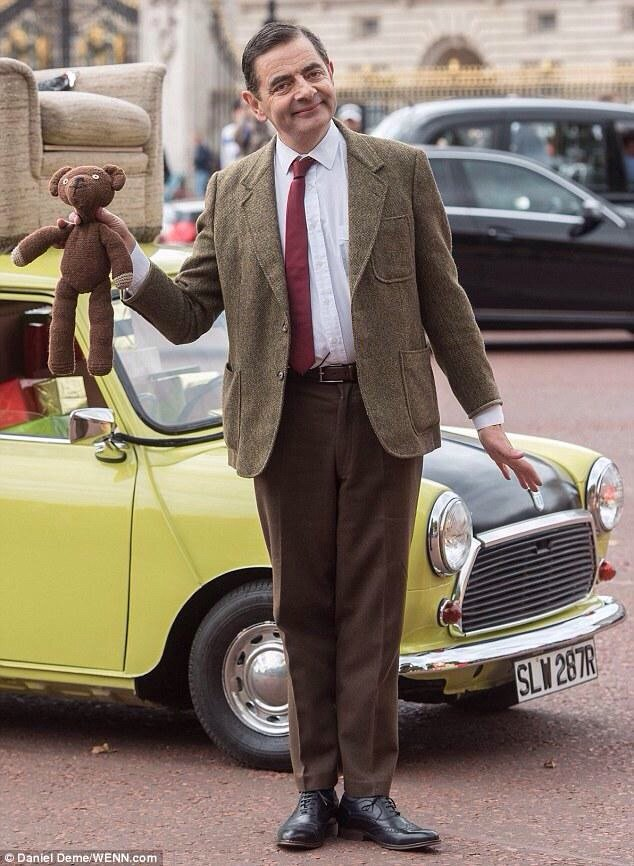 #مستر_بين يحتفل بمرور ٢٥ عاما على أول ظهور له بالتلفزيون البريطاني - صورة ١