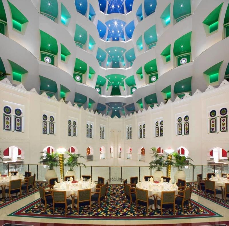 #برج_العرب في #دبي أفخم فندق في العالم ٥