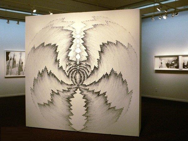فنانة تقوم برسم لوحات مدهشة بإستخدام أصابعها فقط #غرد_بصورة -12