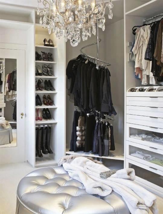 افكار لترتيب #الاحذيه في #غرفة_الملابس #غرد_بصوره 8