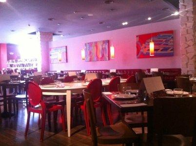 مطعم روسو بومودورو شارع الأمير محمد بن عبد العزيز ، السليمانية ، #الرياض