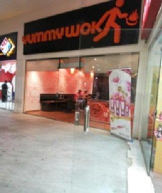 مطعم يامى ووك المضهر عزيزيه باندا،تقاطع شارع مكه مع شارع تخصصى #الرياض