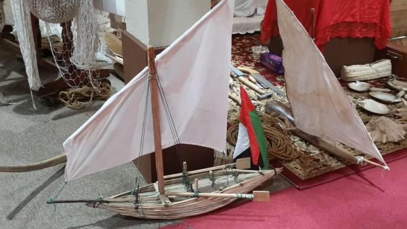 صورة من #معرض_ابوظبي_للصيد_والفروسيه ٢