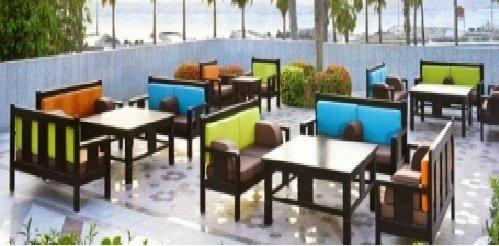 مطعم تروبيكال غاردن فندق شيراتون جدة، شارع الكورنيش، الشاطئ، #جدة