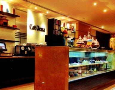 مقهى فيينا فندق راديسون بلو، شارع الملك عبدالعزيز ،الدابات، #الرياض