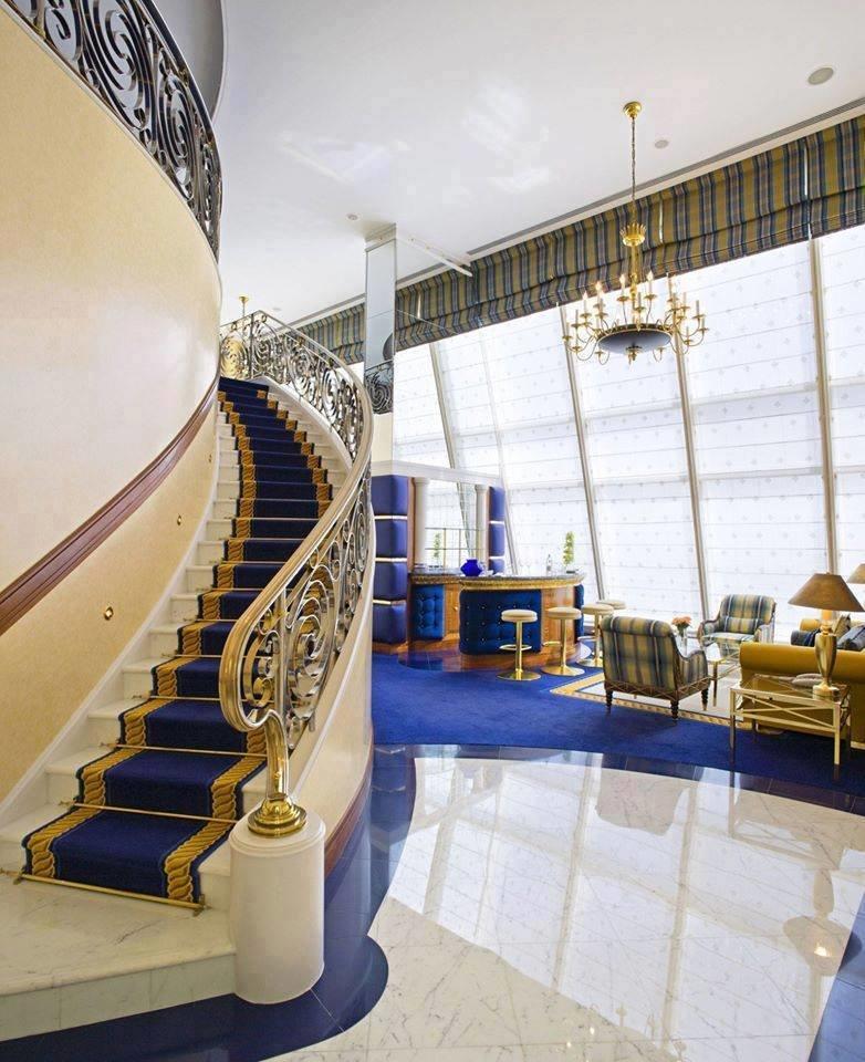 #برج_العرب في #دبي أفخم فندق في العالم ٧