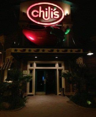 مطعم تشيليز - التحلية شارع التحلية، #الرياض