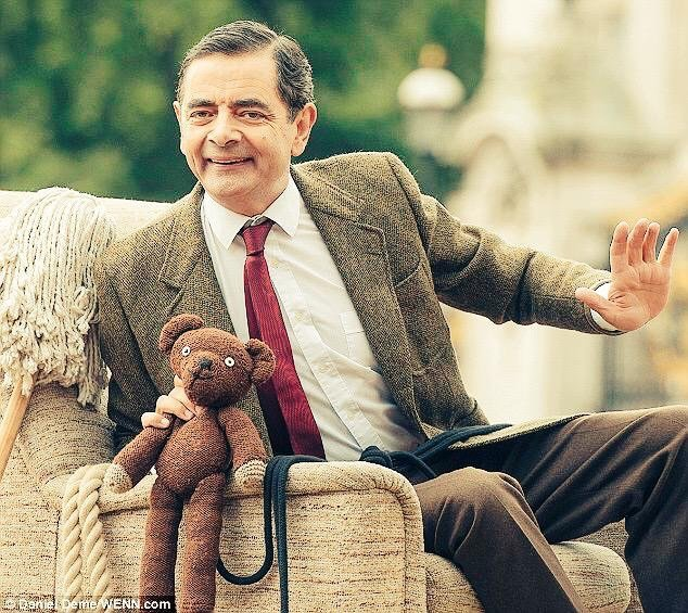 #مستر_بين يحتفل بمرور ٢٥ عاما على أول ظهور له بالتلفزيون البريطاني - صورة ١٢
